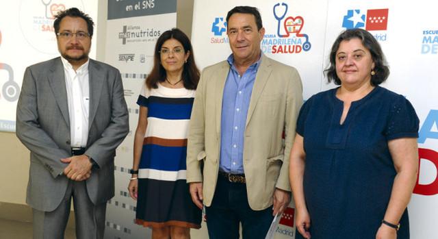 La Alianza General de Pacientes junto con la Escuela Madrileña de Salud organizan un taller sobre desnutrición dirigido a pacientes y cuidadores