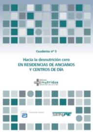 La Alianza másnutridos publica un nuevo cuaderno sobre la desnutrición cero en residencias de ancianos y centros de día
