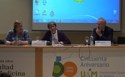 La Alianza másnutridos participa en la Jornada de Actualización de la UAM