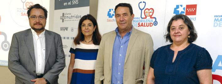 La Alianza General de Pacientes junto con la Escuela Madrileña de Salud organizan un taller sobre desnutrición dirigido a pacientes y ciudadores