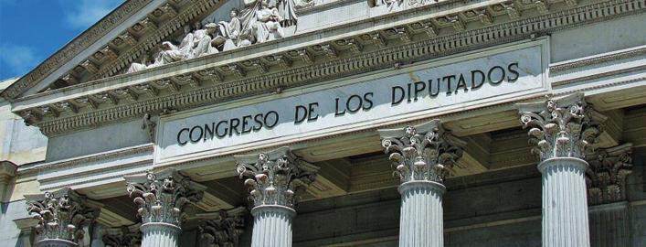 Aprobada por unanimidad PNL relativa al abordaje de la DRE en el Congreso de los Diputados
