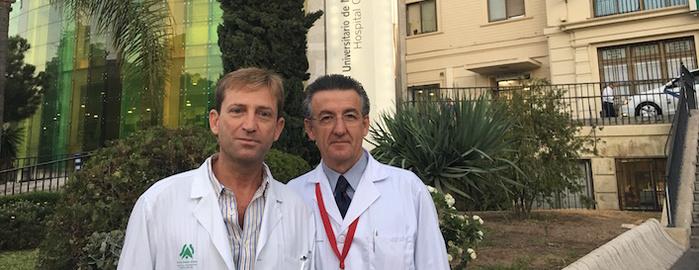Entrevista al Dr. Emiliano Nuevo Lara, Director Gerente del Hospital Regional de Málaga; y al Dr. Gabriel Olveira, miembro del Grupo Interterritorial de la Alianza másnutridos