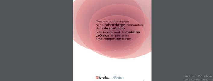 El Departamento de Salud de la Generalitat de Cataluña ha publicado el